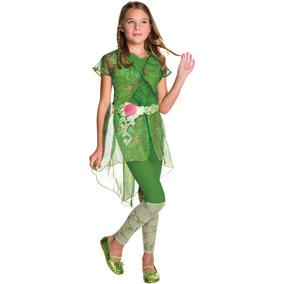 Disfraz Para Niña Hiedra Venenosa Dc - Halloween