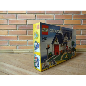 Lego Creator 5891 - Apple Tree House - Novo - Lacrado