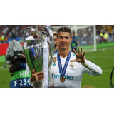 Real Madrid Uefa Champions League 2018 (13 Dvd) Frete Gratis