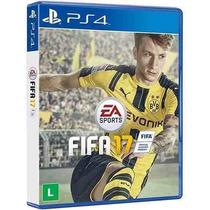 Jogo Fifa 17 No Mercado Livre Para Ps4 Mídia Em Pt Português