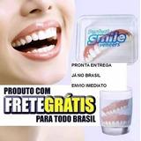 Prótese Sorriso Perfeito Perfect Smile Veneers Pronta Entreg