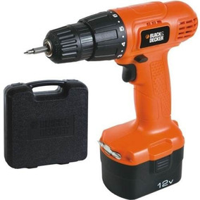 Taladro De 12v A Black & Decker Cd121k-ar