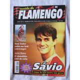 Revista Mengo Torcida Jovem Savio Rose Carpegiane Elba Bria