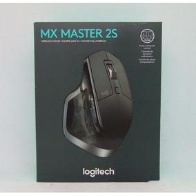Logitech Mx Master 2s Mouse Wireless - Lançamento 2017