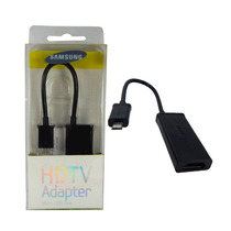 Adaptador Hdmi Mhl Hdtv Tv Samsung Original Galaxy S2 Y S3