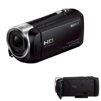 Filmadora Sony Hdr-cx405 F.hd Preto
