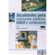 Atualidades Para Concursos Públicos Enem E Vestibulares -...