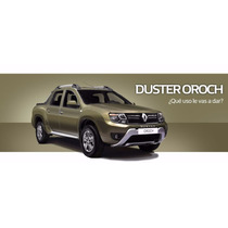 Nueva Duster Oroch Outsider Plus Pick Up 2.0 Utilitario(jg)