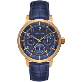 Reloj Nautica Caballero Original Envío Gratis Nad15523g