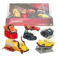 Set Autos Cars 3 Figurine 5 Figuras Original