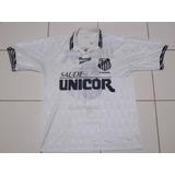 3b47d5a88f Camisa Santos Fc 1996 no Mercado Livre Brasil