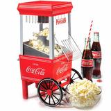 Máquina De Palomitas Coca Cola Nostalgia Electrics