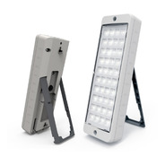 Luminaria Luz De Emergencia 40leds Slim Gamasonic Elect Avel