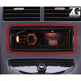 Autoradio Con Bluetooth, Dvd, Cd, Usb, Mp3, Entrada Aux