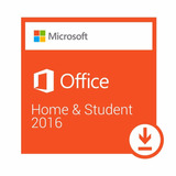 Microsoft Office Home & Student 2016 1usuario Esd 79g-04286
