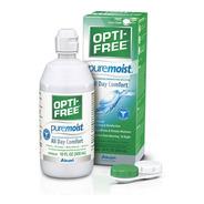 Opti Free Pure Moist 300 Ml Liquido Multi Lentes Contacto