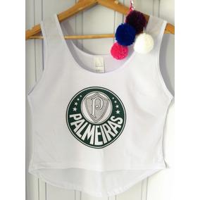 542c71c656981 Regata Feminina Palmeiras Tamanho P - Camisetas e Blusas para ...