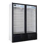 Refrigeradorvertical Torrey 2 Puertas De Vidrio Vrd-42