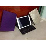 Ipad Air 128 Gb Con Funda Teclado Bluetooh