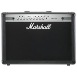 Combo P/ Guitarra 100w Doble Bocina 12 , Marshall Mg102cfx