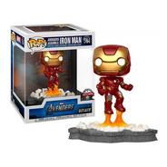 Funko Pop Avengers Assemble: Iron Man *deluxe* *ex* #584