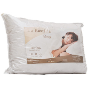 Almohada La Bastilla Luxury 180 Hilos 50 X 70 Cm