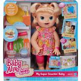 Baby Alive Super Snack De Hasbro Habla Y Come Original