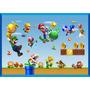 Adesivo Decorativo Super Mario Bros Painel P Entrega E-sedex