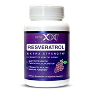 Resveratrol 1500mg Com Bioperine 90 Caps Genex