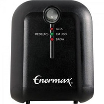 Estabilizador 1000va 115v Exs Ii Power T Preto Enermax
