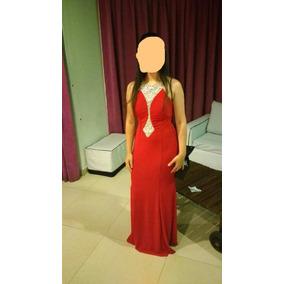 Vestidodefiesta/egresadas/quinceaños/casamientos/una Puesta