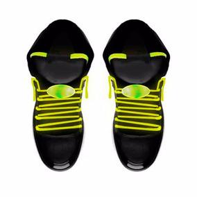 Agujeta Led Neon Resistentes Calzado Luces