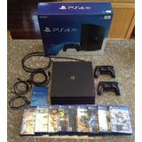 Nueva Sony Playstation 4 Pro 1tb Con Garantí
