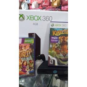 Xbox 360 500gb + 50 Jogos + Kinect Brinde ***leia A Descriçã