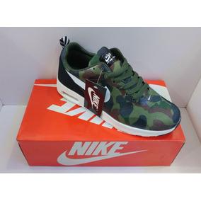 Zpt Nike Air Max Thea. Tallas 41-45. Militar. 5 Modelos