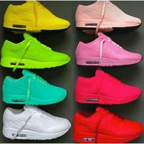 Zapatos Deportivos De Dama Y Caballero Nike Print
