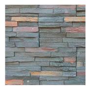 Revestimiento Simil Piedra Ceramico Pared Ecostone 5 Piezas