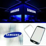 Mica Samsung Mini S3, S3, S4 Blanca Y Azul Original Y Nueva