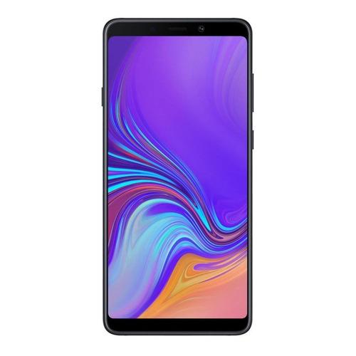 Samsung Galaxy A9 (2018) Dual SIM 128 GB Negro caviar 6 GB RAM
