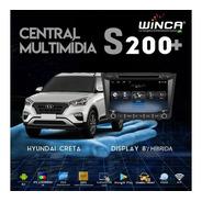 Central Multimídia Creta Winca S200+