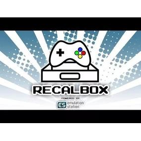 Recalbox Custom 32gb+kodi(via Download)
