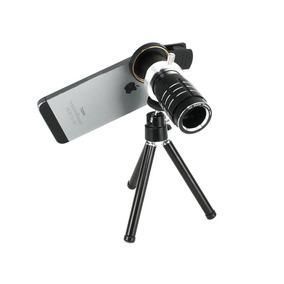 Telescopio Led Zoom X12 Ajustable
