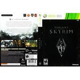 Elder Scrolls V: Skyrim - Xbox 360 - Entrega Inmediata