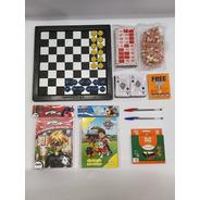 Kit 4 Jogos Clássicos, 2 Kits De Atividades  Lúdicas, Veja!