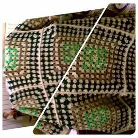 Manta Al Crochet