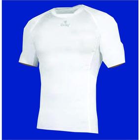 Camiseta Masculina Térmica Compressão Manga Curta Academia