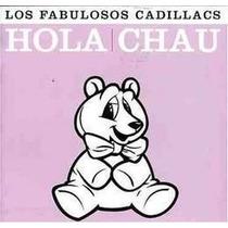 Fabulosos Cadillacs Los Hola-chau Cd + Dvd Nuevo