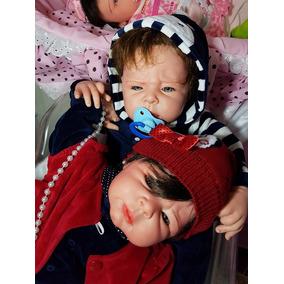 Bebê Reborn Reais Menina Ou Menino Gabriela Ou Gabriel