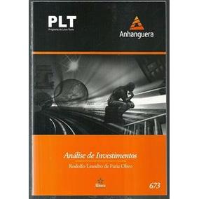 Livro Análise De Investimentos