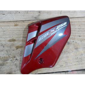 [gid1193] Carenagem Aba Aleta Tanque Honda Cbx250 Twister